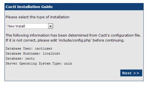 図2 インストール方法の選択画面