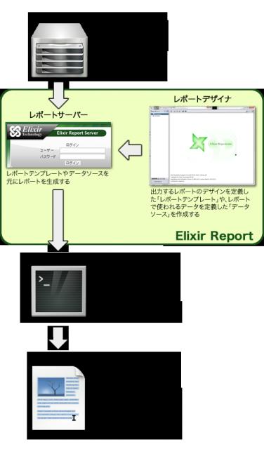 図1 Elixir Reportの概要