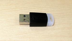 写真1 USBトークン