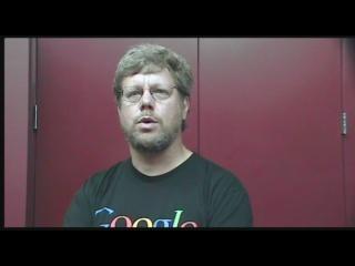 Guido van Rossum, creator of Python