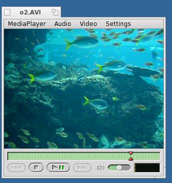 図13 マルチメディアプレーヤー「MediaPlayer」