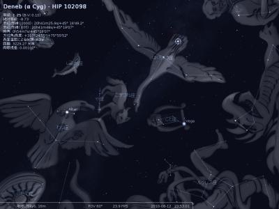 図1 自分のPCをプラネタリウムにできる「Stellarium」