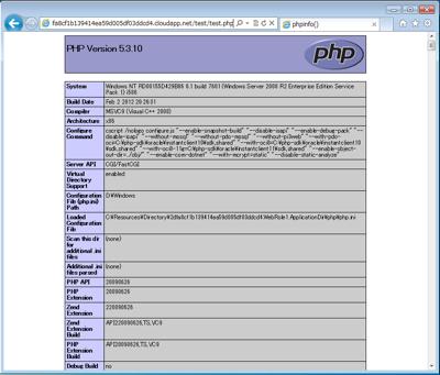 図14 test.phpの実行結果