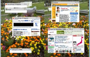 図1 新しいタブに登録したWebページをサムネイル表示する「Desktop」拡張