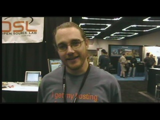 Greg Lund-Chaix of OSL