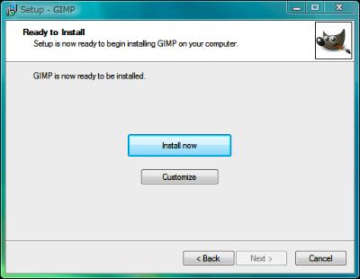図3 ウィザードの指示に従って「Next」をクリックしていく。インストールの確認画面では「Install now」をクリックする
