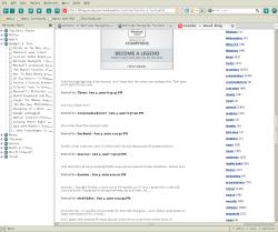 First look at Netscape Navigator 9