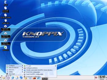 Knoppix thumbnail